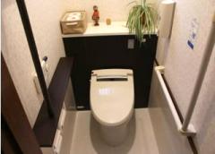 お手洗いはキレイに使用をお願い致します